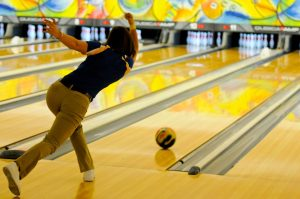 Bowling the perfect strike