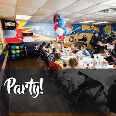 Plan a Party!